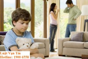 Có cái có quyền ngăn cản ly hôn của cha mẹ hay không?