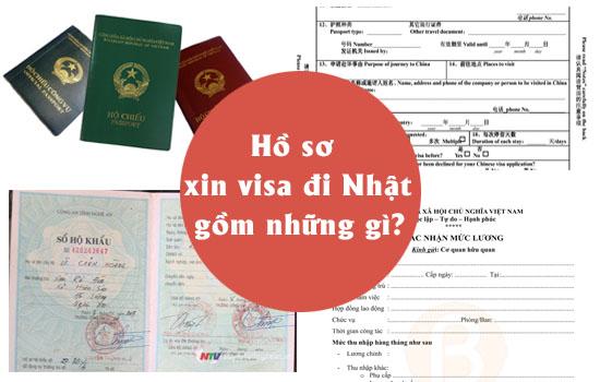 ho-so-xin-visa-di-nhat-gom-nhung-gi