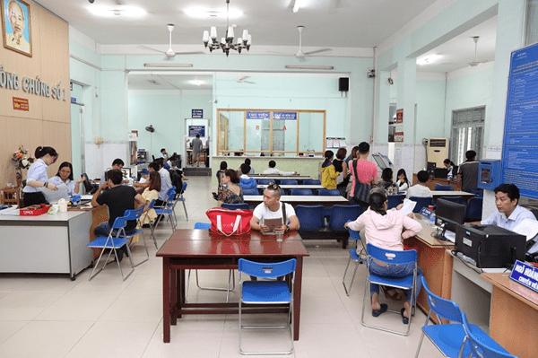 Phòng công chứng tại TP.HCM