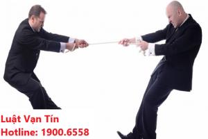 Xử lý các mâu thuẫn và tranh chấp hợp đồng