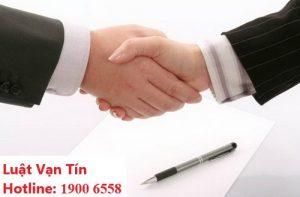Hợp đồng hợp tác trong doanh nghiệp