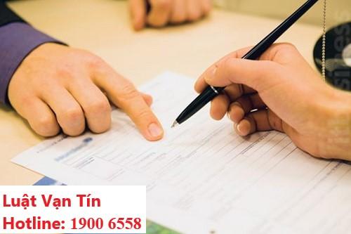 Tư vấn hợp đồng hợp tác tại TPHCM