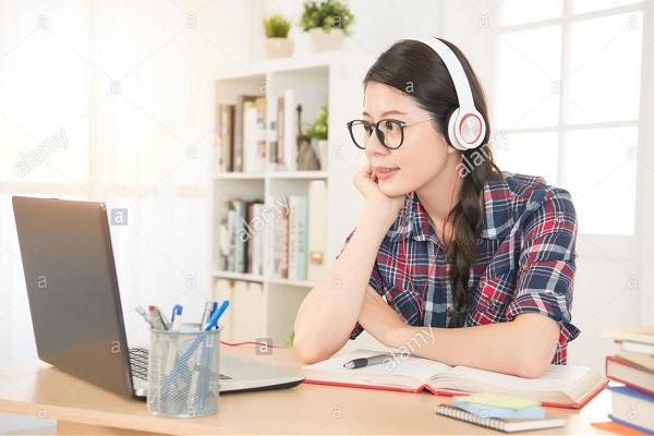 học ielts online