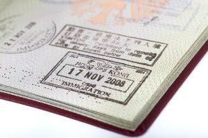 Hồ sơ đi Hong Kong