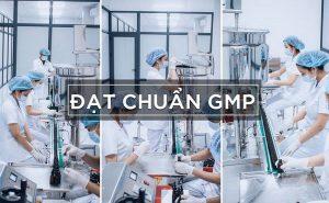 Nhà máy sản xuất mỹ phẩm đạt chuẩn cGMP