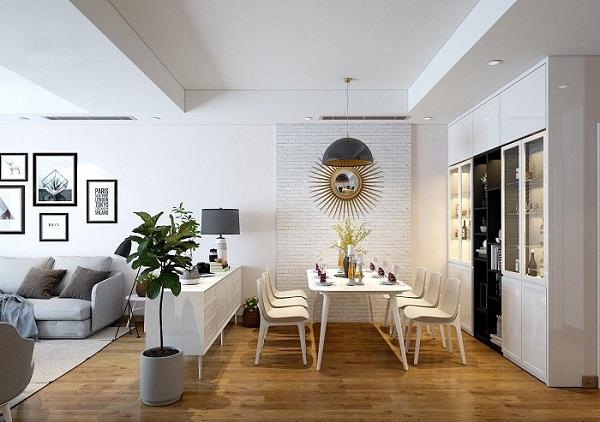 Thiết kế nội thất đúng tiêu chuẩn