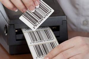 Cần đăng ký để sử dụng tem mã vạch trên hàng hoá